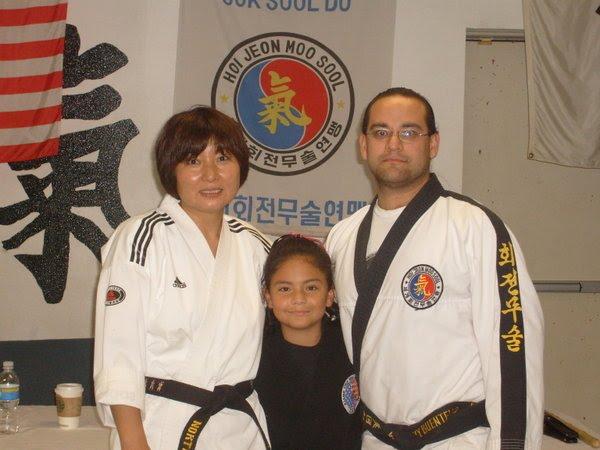 GM Jae Im Johnson, Holly Buentello, Anthony Buentello